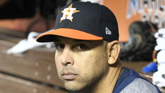 Red Sox name Alex Cora as new manager