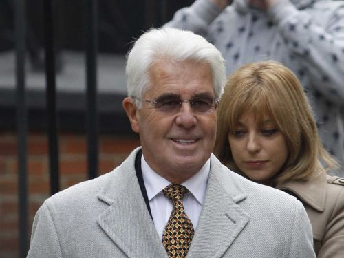 Former celebrity publicist Max Clifford has died
