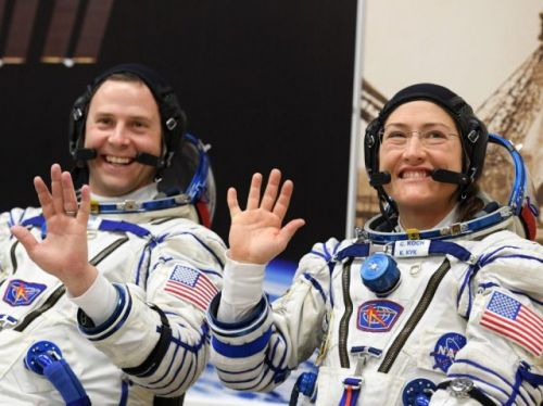 NASA cancels first all-women spacewalk because they didn't have two medium-size spacesuits