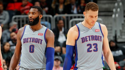 Pistons offseason preview: Blake Griffin needs help, but it won't be coming anytime soon