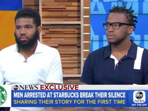 'This is something that has been going on for years, but everyone is blind to it': Black men arrested after trying to use a Starbucks restroom break their silence