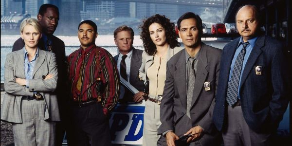 If you like bad words, anti-heroes, and nudity on your favorite TV shows you can thank 'NYPD Blue'