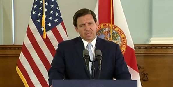 Florida governor pushes to reschedule UF-FSU football game