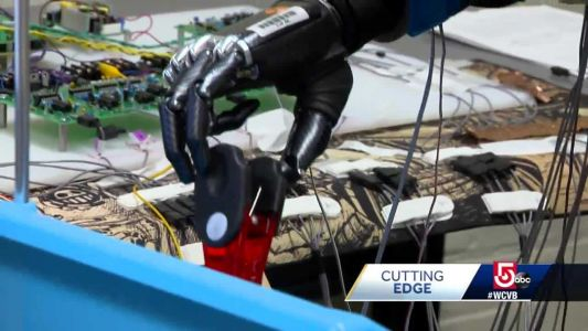 Cutting edge artificial limbs now being developed locally
