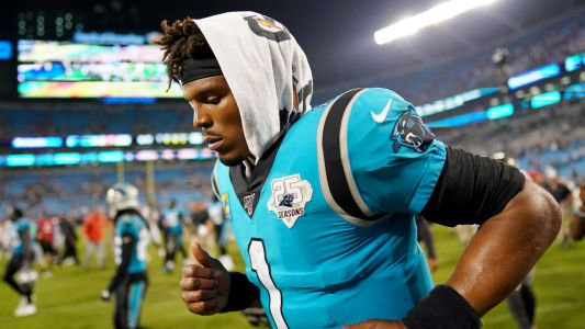 Former Cam Newton teammate says Panthers mismanaged injuries for years: 'They've been doing him wrong'