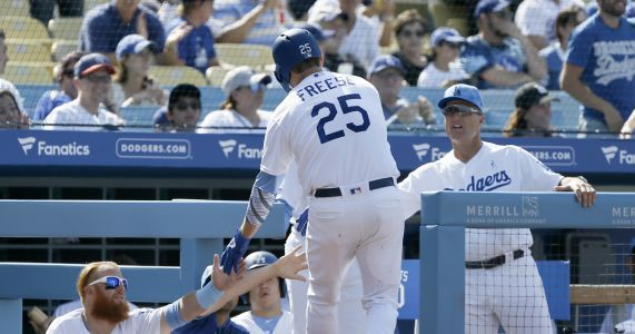 Dodgers edge Cubs 3-2 with late-game heroics