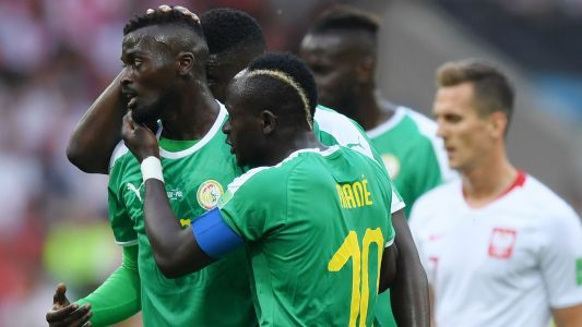 World Cup 2018: Good fortune, bad errors hand Senegal 2-1 win over Poland
