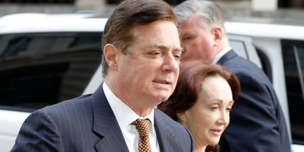 Report: Paul Manafort has reached a tentative plea deal with Mueller