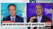 First COVID-19 Vaccinations Expected As Early As Dec. 11, White House Vaccine Czar Says
