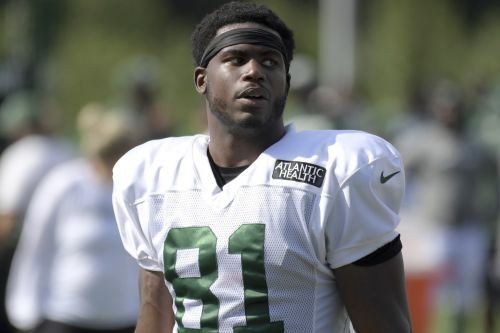 Quincy Enunwa stuck watching from the sidelines again