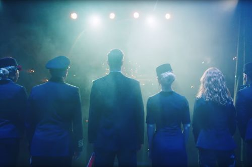 In-air musical theater is coming to make flying even worse