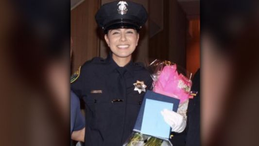 'Devastating loss': 22-year-old police officer shot, killed while responding to crash