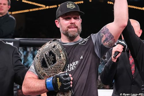 Contrary to Jon Fitch's claim on PFL millionaires, Sean O'Connell says he got paid 'without a hitch'