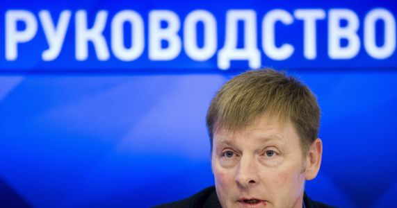 Zubkov to step down from Russian bobsled after doping ban