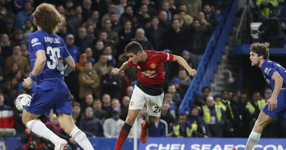 Man United defeats Chelsea, advances to FA Cup quarterfinals