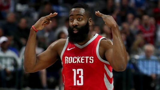 NBA playoffs 2018: James Harden not concerned with poor shooting in Game 2 win