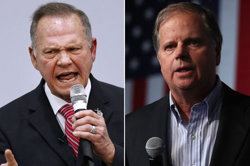 Polls can't agree on if Roy Moore is going to win special election