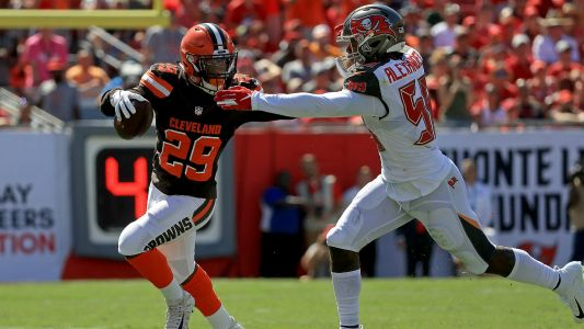 Kwon Alexander injury update: Buccaneers fear LB suffered torn ACL against Browns, report says
