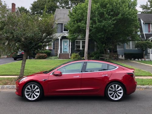 How the cheapest Tesla Model 3 at $40,000 matches up against a loaded $45,000 Nissan Leaf