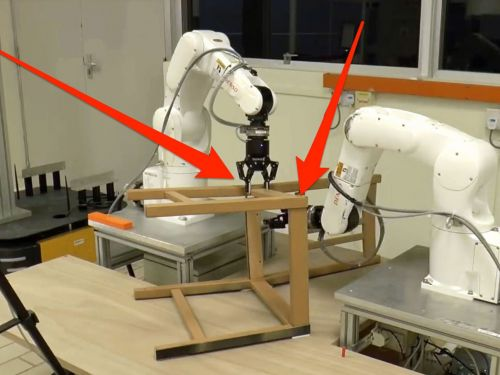 Scientists designed robots that can probably put together IKEA furniture faster than you