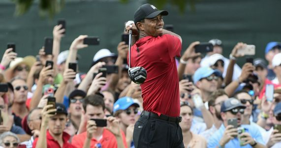 Tiger Woods Wins Tour Championship, His First Tournament Victory Since 2013