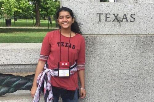 Body of Pakistani exchange student killed in Texas shooting returned home to family