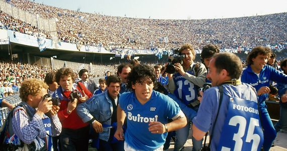 Soccer god Maradona's rise and fall in Asif Kapadia's doc