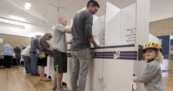 Australia tells America: Here's how to fix your voting system