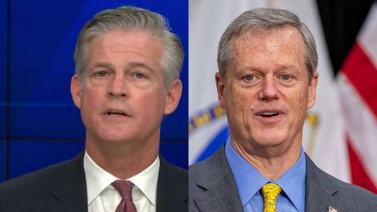 Gov. Baker endorses O'Connor for U.S. Senate