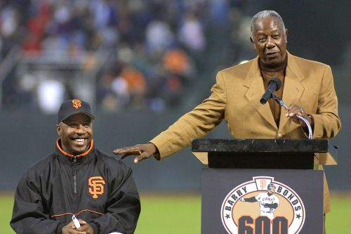 Barry Bonds remembers Hank Aaron as 'icon' after complicated history
