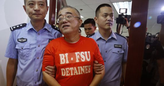 Philippines arrests, hands over to China corruption fugitive