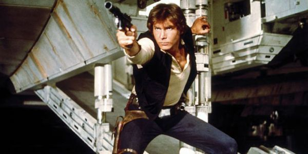 Han Solo's 'Return of the Jedi' blaster gun sells for over $500,000 at auction