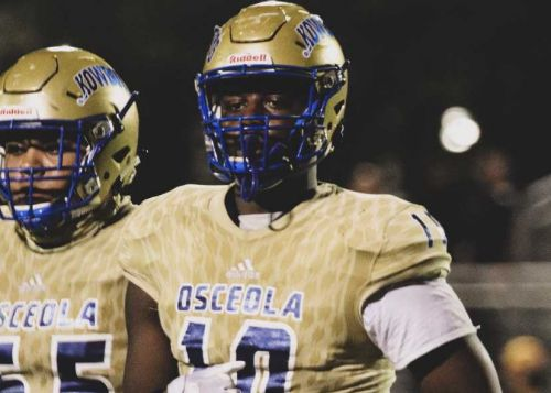Local student athlete receives more than 40 collegiate offers
