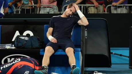 Murray misery: Covid chaos already for Australian Open as tennis ace is among new positive tests ahead of first Grand Slam of 2021