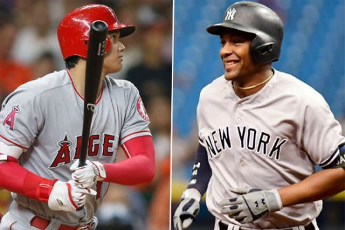 Miguel Andujar loses Rookie of the Year to Shohei Ohtani