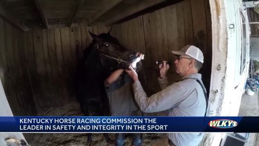 Kentucky Horse Racing Commission leader in safety, integrity of the sport