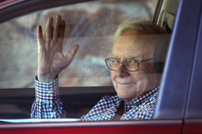 Warren Buffett film is equal parts love story and business story