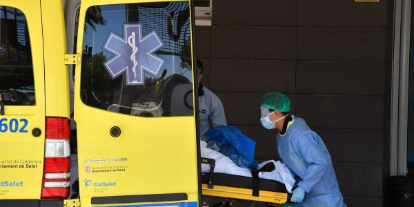Spain locks down a region of 200,000 people indefinitely after it experienced a spike in COVID-19 cases