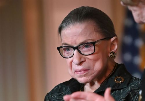 Supreme Court announces Justice Ruth Bader Ginsburg has died
