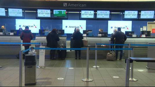 International travelers must pass COVID-19 test to fly into U.S