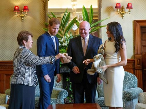 John Robson: I see the Grinchs are already out for Meghan Markle. Sigh