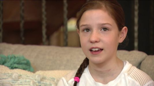 Diagnosed with cancer during pandemic, Bridgeport sixth-grader raises money for other children in hospital