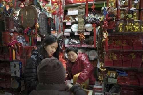 Using Technology to Preserve the Culture of a Chinatown Shop