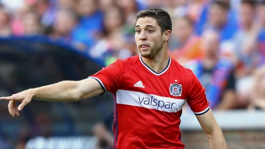 Chicago Fire trio headlines Goal's MLS Most Improved XI