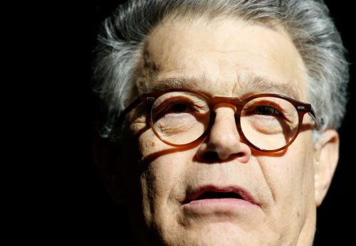 Franken resigns over sexual harassment allegations
