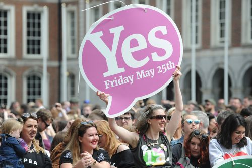 Ireland set to repeal abortion ban after historic referendum