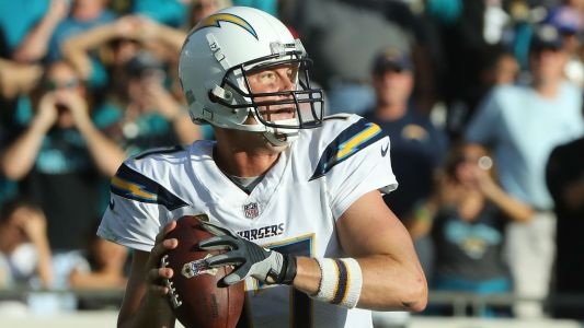 Philip Rivers medically cleared to play Sunday vs. Bills