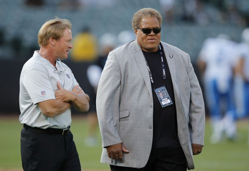 Oakland Raiders fire GM Reggie McKenzie, AP reports