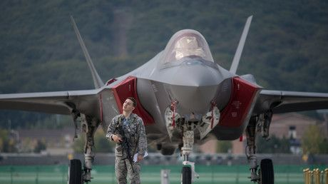 Broke Britain could cancel over half the F-35 fighter order - while the world's militaries move on