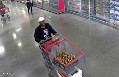 Man walks out of Costco with 24 bottles of Hennessy liquor, police say